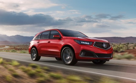 2019 Acura MDX A‑Spec Wallpapers HD