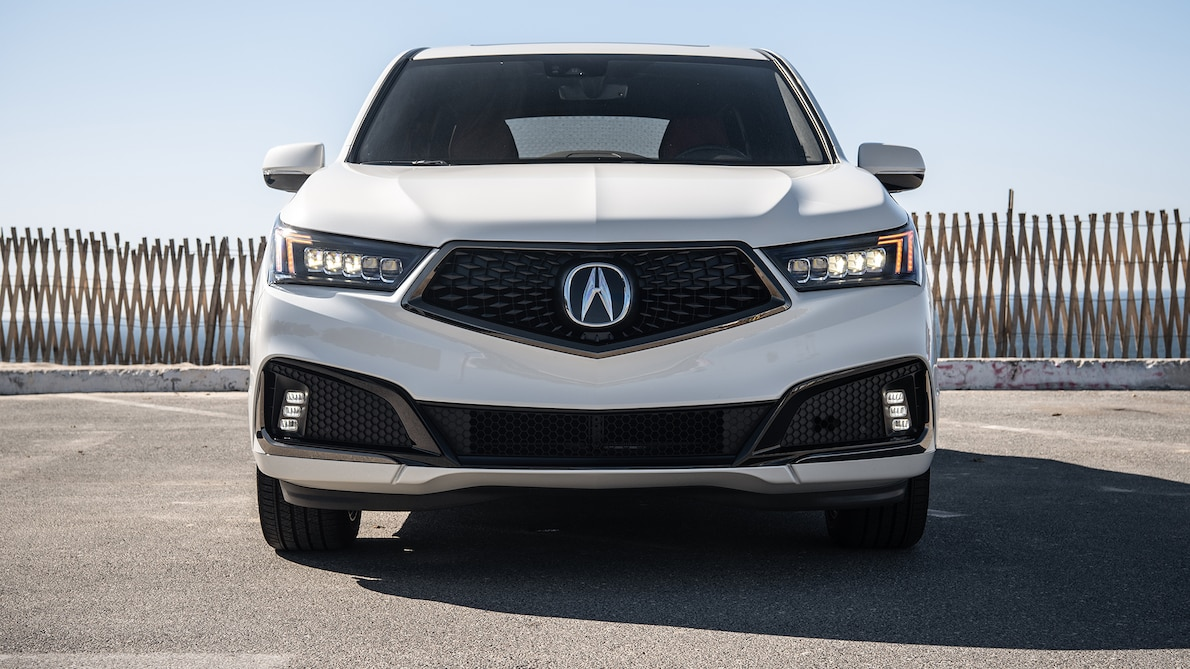 2019 Acura MDX A-Spec Front Wallpaper (10)