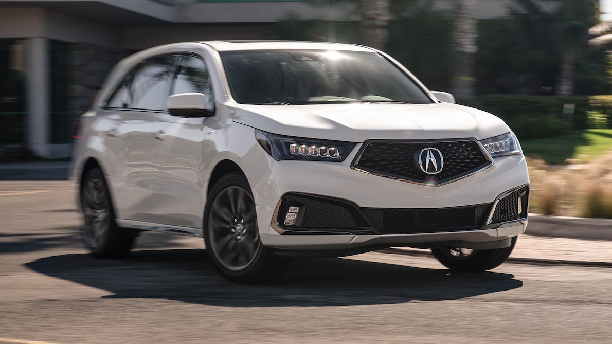 2019 Acura MDX A-Spec Front Wallpaper (6)
