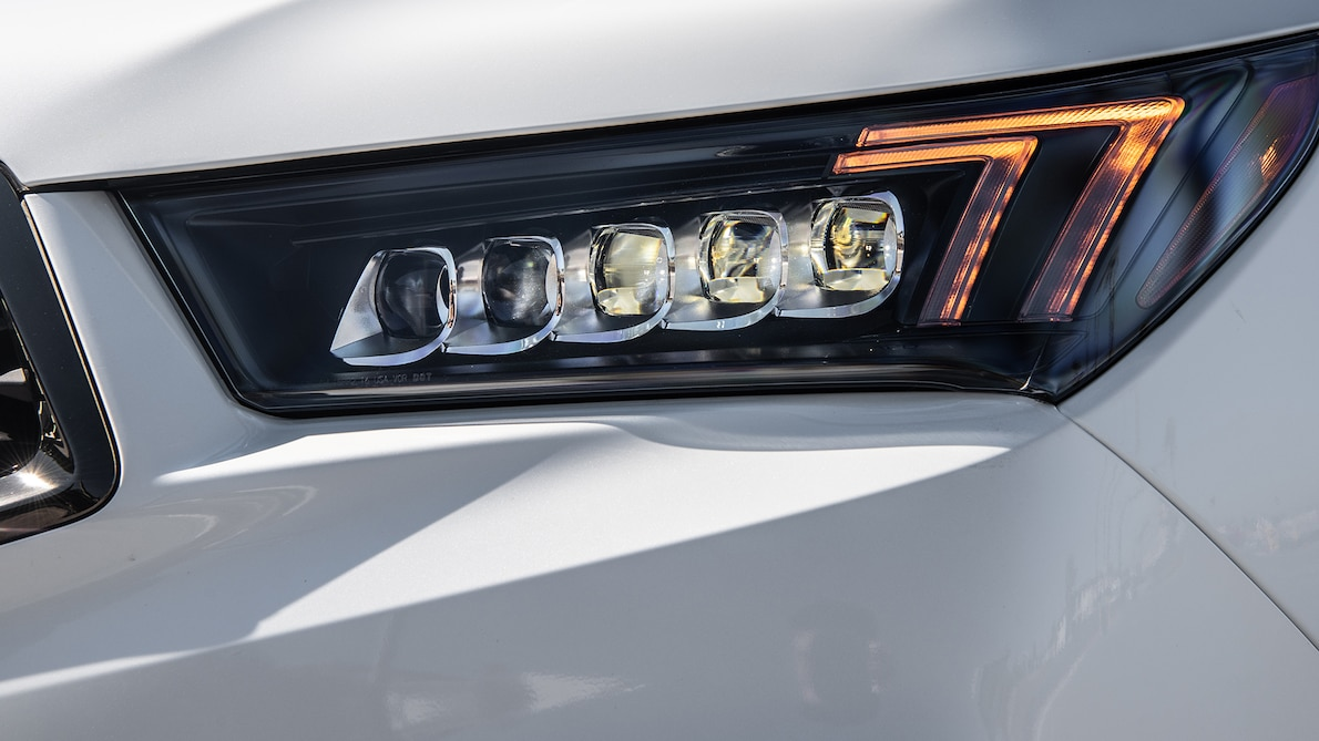 2019 Acura MDX A-Spec Headlight Wallpapers #16 of 31