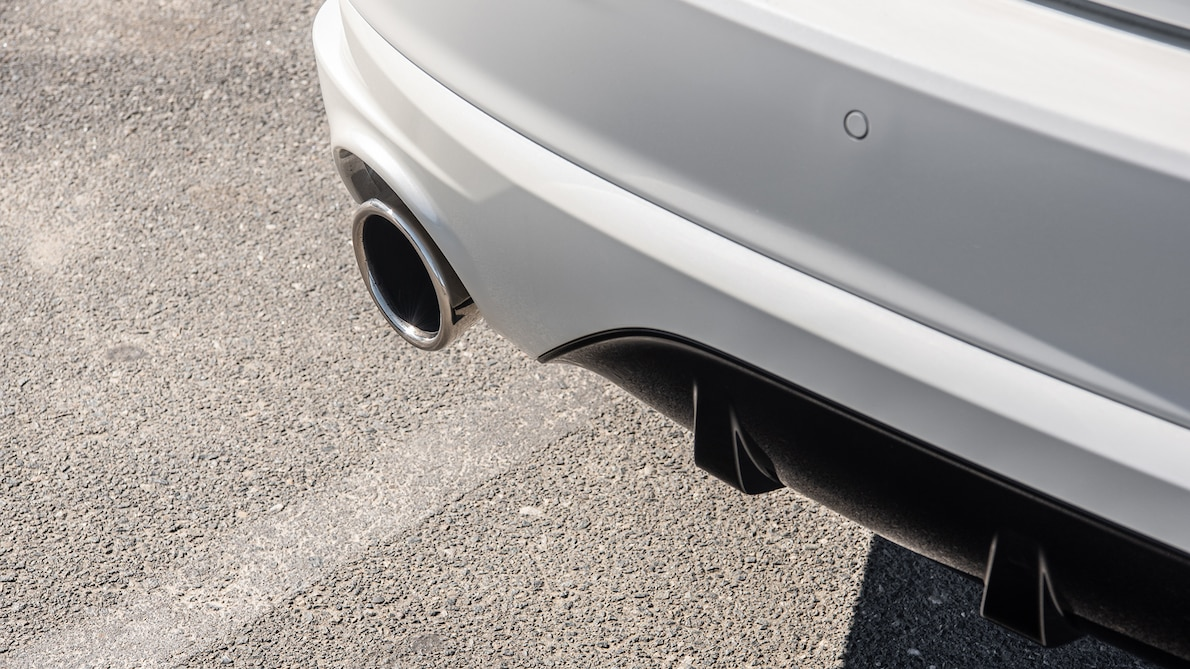 2019 Acura MDX A-Spec Tailpipe Wallpaper (14)