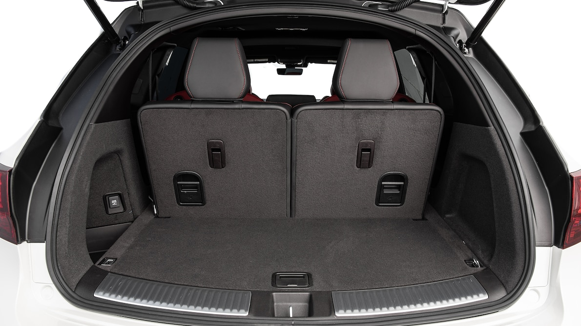 2019 Acura MDX A-Spec Trunk Wallpapers #20 of 31