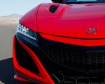 2019 Acura NSX (Color: Curva Red) Grill Wallpapers 150x120 (11)