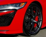 2019 Acura NSX (Color: Curva Red) Wheel Wallpapers 150x120 (10)
