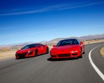 2019 Acura NSX (Color: Curva Red) and 1990 Acura NSX Front Wallpaper 150x120 (1)