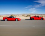 2019 Acura NSX (Color: Curva Red) and 1990 Acura NSX Side Wallpaper 150x120 (6)