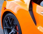 2019 Acura NSX (Color: Thermal Orange Pearl) Detail Wallpaper 150x120 (34)