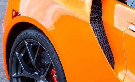2019 Acura NSX (Color: Thermal Orange Pearl) Detail Wallpaper 450x275 (34)
