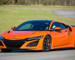2019 Acura NSX (Color: Thermal Orange Pearl) Front Three-Quarter Wallpaper 150x120 (15)
