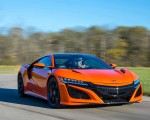 2019 Acura NSX (Color: Thermal Orange Pearl) Front Three-Quarter Wallpapers 150x120 (16)