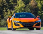 2019 Acura NSX (Color: Thermal Orange Pearl) Front Wallpaper 150x120 (30)