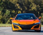 2019 Acura NSX (Color: Thermal Orange Pearl) Front Wallpaper 150x120 (26)