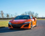 2019 Acura NSX (Color: Thermal Orange Pearl) Front Wallpaper 150x120 (19)