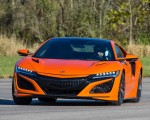 2019 Acura NSX (Color: Thermal Orange Pearl) Front Wallpapers 150x120 (28)