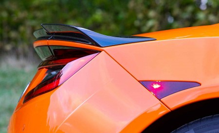 2019 Acura NSX (Color: Thermal Orange Pearl) Spoiler Wallpaper 450x275 (40)