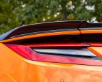 2019 Acura NSX (Color: Thermal Orange Pearl) Tail Light Wallpapers 150x120 (42)