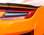 2019 Acura NSX (Color: Thermal Orange Pearl) Tail Light Wallpaper 150x120 (41)