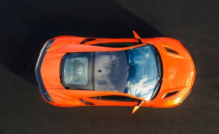 2019 Acura NSX (Color: Thermal Orange Pearl) Top Wallpaper 450x275 (33)