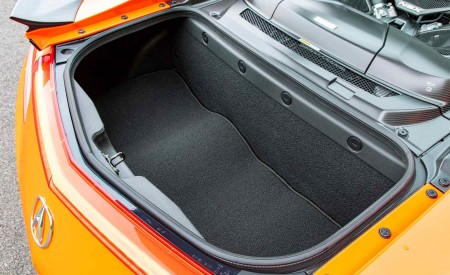 2019 Acura NSX (Color: Thermal Orange Pearl) Trunk Wallpaper 450x275 (46)