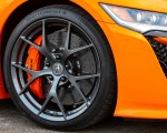 2019 Acura NSX (Color: Thermal Orange Pearl) Wheel Wallpaper 150x120 (43)
