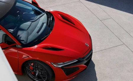2019 Acura NSX Detail Wallpaper 450x275 (95)
