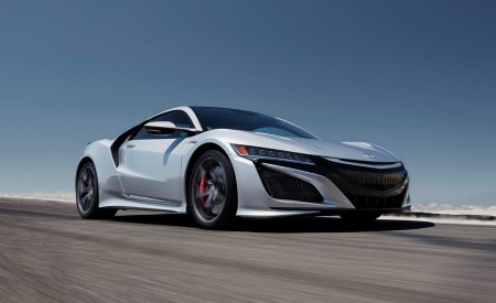 2019 Acura NSX Front Three-Quarter Wallpaper 450x275 (91)