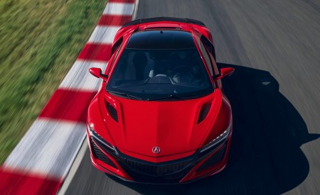 2019 Acura NSX Front Wallpaper 450x275 (73)
