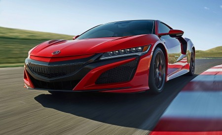 2019 Acura NSX Front Wallpaper 450x275 (72)