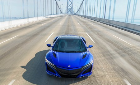 2019 Acura NSX Front Wallpaper 450x275 (75)