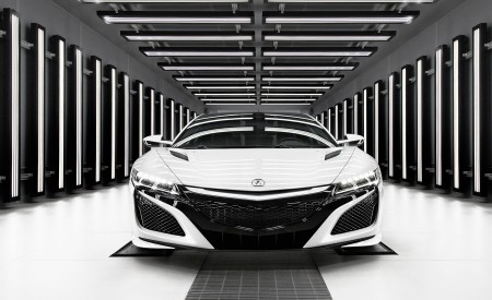 2019 Acura NSX Front Wallpaper 450x275 (108)
