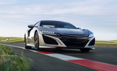 2019 Acura NSX Front Wallpaper 450x275 (81)