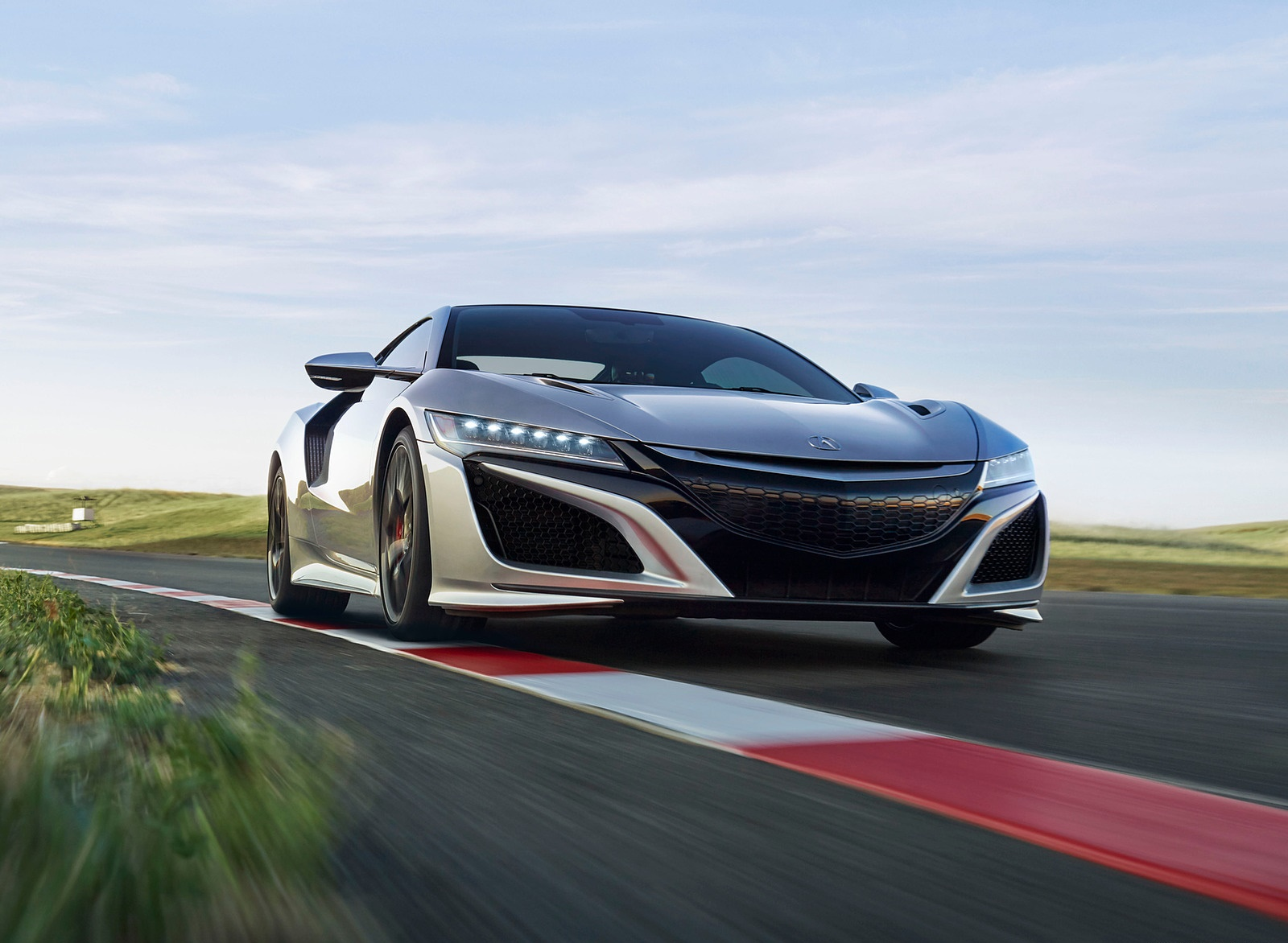 2019 Acura Nsx Wallpapers 41 Images Newcarcars