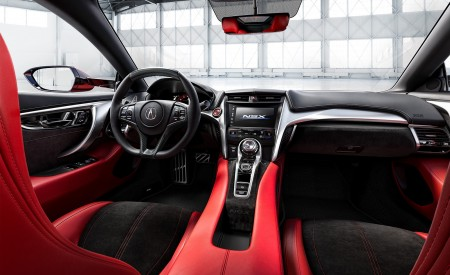 2019 Acura NSX Interior Cockpit Wallpaper 450x275 (105)