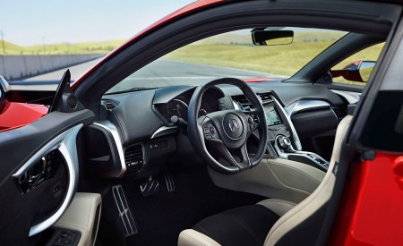 2019 Acura NSX Interior Wallpaper 450x275 (102)