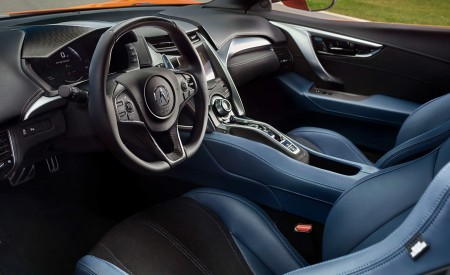 2019 Acura NSX Interior Wallpaper 450x275 (106)