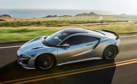 2019 Acura NSX Side Wallpaper 450x275 (83)