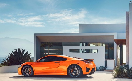 2019 Acura NSX Side Wallpaper 450x275 (86)