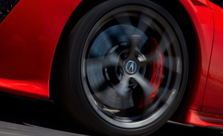 2019 Acura NSX Wheel Wallpaper 450x275 (96)
