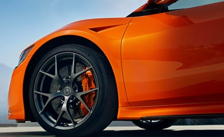 2019 Acura NSX Wheel Wallpaper 450x275 (85)