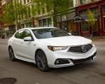 2019 Acura TLX A-Spec SH-AWD Front Three-Quarter Wallpapers 150x120 (17)