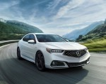 2019 Acura TLX A-Spec SH-AWD Front Three-Quarter Wallpapers 150x120 (2)