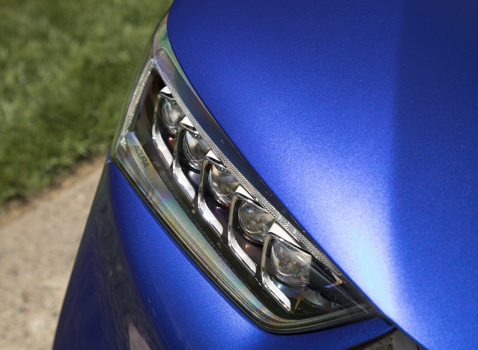 2019 Acura Tlx A Spec Sh Awd Headlight Wallpapers 36 Newcarcars