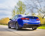 2019 Acura TLX A-Spec SH-AWD Rear Three-Quarter Wallpapers 150x120 (34)