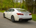 2019 Acura TLX A-Spec SH-AWD Rear Three-Quarter Wallpapers 150x120 (25)