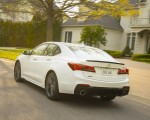 2019 Acura TLX A-Spec SH-AWD Rear Three-Quarter Wallpapers 150x120 (24)