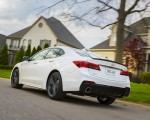 2019 Acura TLX A-Spec SH-AWD Rear Three-Quarter Wallpapers 150x120 (22)