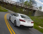 2019 Acura TLX A-Spec SH-AWD Rear Three-Quarter Wallpapers 150x120 (12)