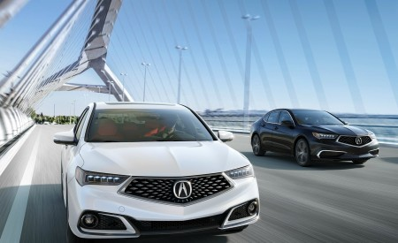 2019 Acura TLX Wallpapers
