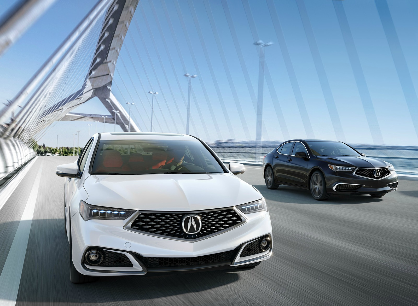 2019 Acura TLX A-Spec SH-AWD Wallpapers (1)