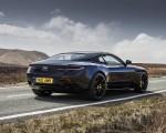 2019 Aston Martin DB11 AMR (Blue Designer Specification) Rear Three-Quarter Wallpapers 150x120 (4)